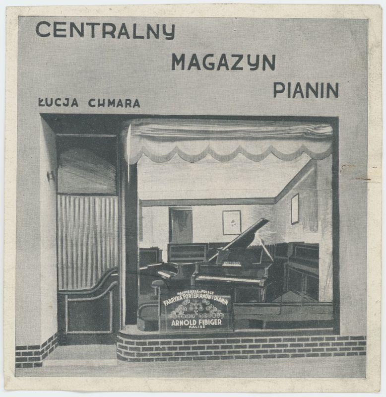 Centralny Magazyn Pianin