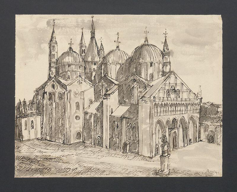 Pawia, kościół San Antonio (Włochy)