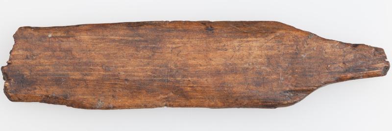 Przedmiot drewniany