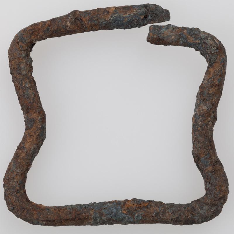Przedmiot żelazny