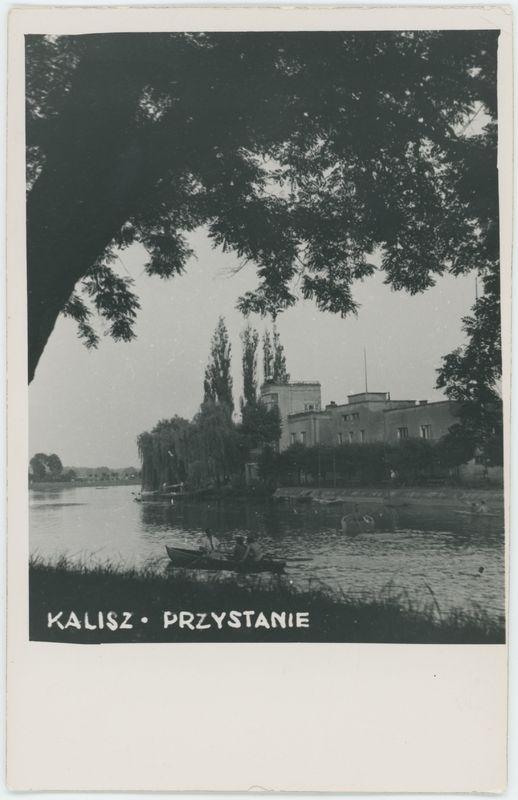 Kalisz - Przystanie