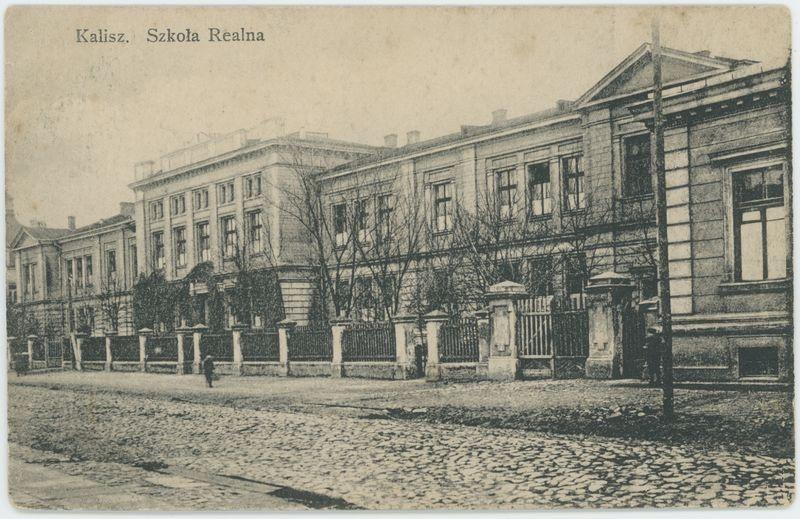 Kalisz. Szkoła Realna