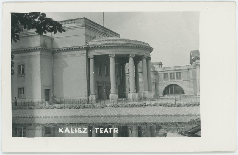Kalisz- Teatr