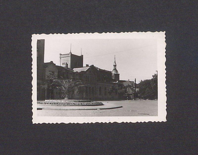 Gniezno. Dawna fabryka Bolesława Kasprowicza.