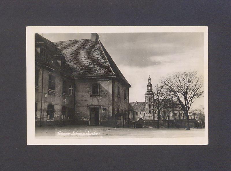 Kościół pw. św. Jana w Gnieźnie.
