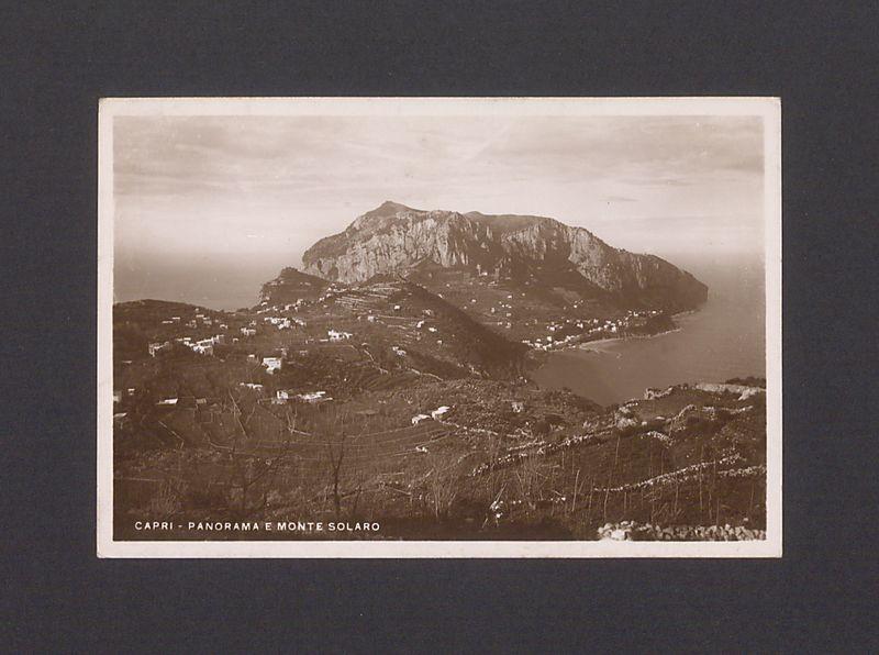 Droga Barbaro, teraz z Capri pięknie Cię pozdrawiam [...]