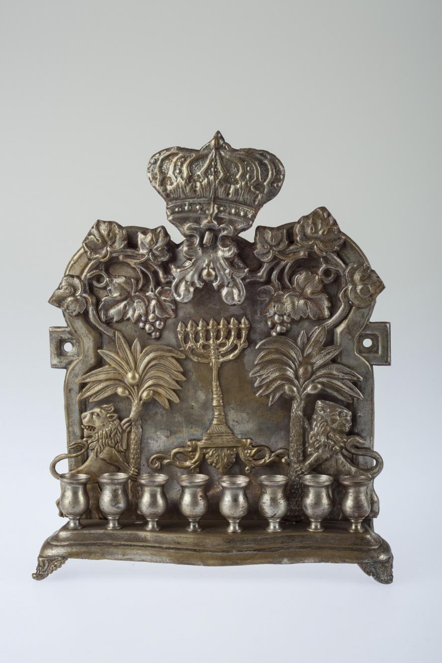 Lampka chanukowa