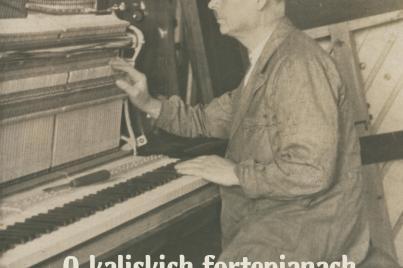 "Nowy album ""O kaliskich fortepianach"""