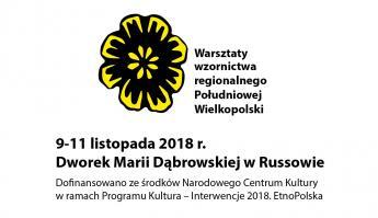 Warsztaty wzornictwa regionalnego Południowej Wielkopolski
