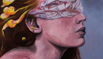Wystawa malarstwa Szymona Chwalisza w Kępnie