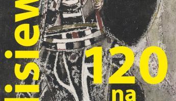"""Jubileuszowy album """"Tadeusz Kulisiewicz. 120 na 120"""""""